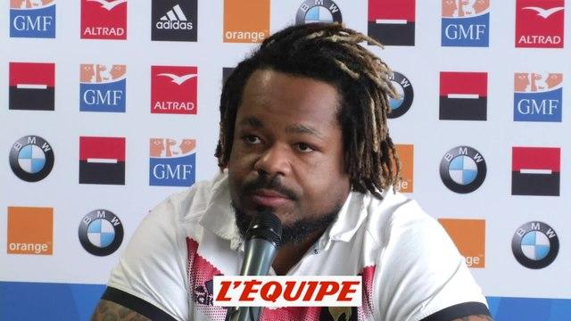 Bastareaud «Je vais tout donner» - Rugby - Tournoi des 6 nations - Bleus