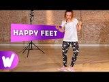 Happy Feet | Paso básico de Shuffle y Hip Hop