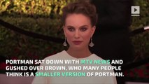 Natalie Portman Calls Mille Bobby Brown Her 'Own Magical Person'