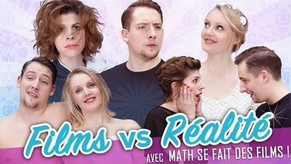 Films vs Réalité (feat. MATH SE FAIT DES FILMS) - Parlons peu Mais parlons