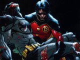 QUIEN ES ROBIN HISTORIA NIÑO AYUDANTE BATMAN CONOCE TEENTITANS BIO DC COMICS 2