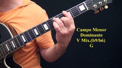Harmonia Funcional (Violão e Guitarra) - Parte 1