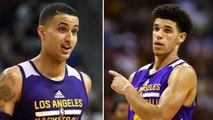 """Lonzo Ball Called """"DISGUSTING"""" by Teammate Kyle Kuzma Over His Big Baller Business Practices"""