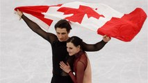 Ice Dancers Tessa Virtue And Scott Moir Share 'Unique' Relationship