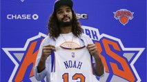 Joakim Noah And The Knicks Are In A $54 million Standoff