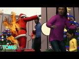 Un mauvais père Noël donne des coups à son ancien beau-père