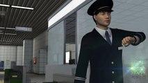 Un chef de gare oublie de se réveiller et d'ouvrir la gare.