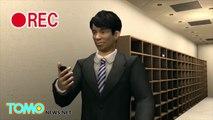 JAPON: Un prof pervers est chopé cacher une camera dans la salle de bains des filles