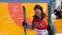 JO 2018 : Ski halfpipe Hommes. David Wise garde son titre olympique !