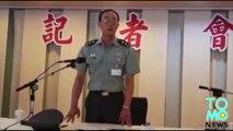 YES CHEF, OUI SIR!: Un soldat est filmé récupérer sa micro camera dans la douche d'une soldate!