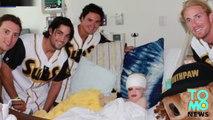 Un enfant est envoyé à l'hôpital après s'être fait frapper par une balle de baseball