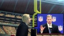 La NFL interdit le jet du ballon au dessus de la barre transversale