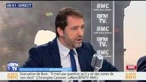 """Loi Asile et Immigration: """"Plusieurs dizaines d'emplois seront créés à la CNDA"""" promet Christophe Castaner"""