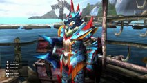 Monster Hunter 3 Ultimate - L'Aventure commence (Wii U - Nintendo 3DS)