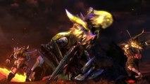 Monster Hunter 3 Ultimate - Bande-annonce de présentation (Wii U - Nintendo 3DS)