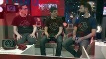 Démonstration de Metroid: Samus Returns gameplay - gamescom 2017 (Nintendo 3DS)
