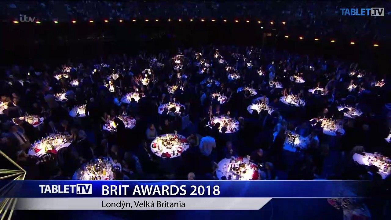 V Londýne odovzdávali ceny Brit Awards 2018, dominovali Dua Lipa a Stormzy