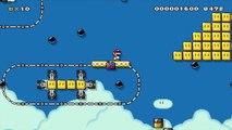 Super Mario Maker Academy - Les Gobelins - Les boulets (Wii U)