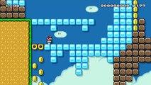 Super Mario Maker Academy - Les Gobelins - Sneaky Cloaks (Wii U)