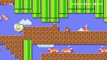 Super Mario Maker Academy - Les Gobelins - Aeros Bros (Wii U)