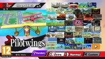 Super Smash Bros. for Wii U & Nintendo 3DS - Stage Super Mario Maker