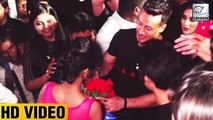 Tiger Shroff Proposed By A Female Fan In Front Of Disha Patani