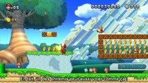 New Super Mario Bros. U - Discussion avec les développeurs (Wii U)
