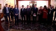 Dışişleri Bakanı Çavuşoğlu - Cezayir Dışişleri Bakanı Mesaahel ortak basın toplantısı - ANKARA