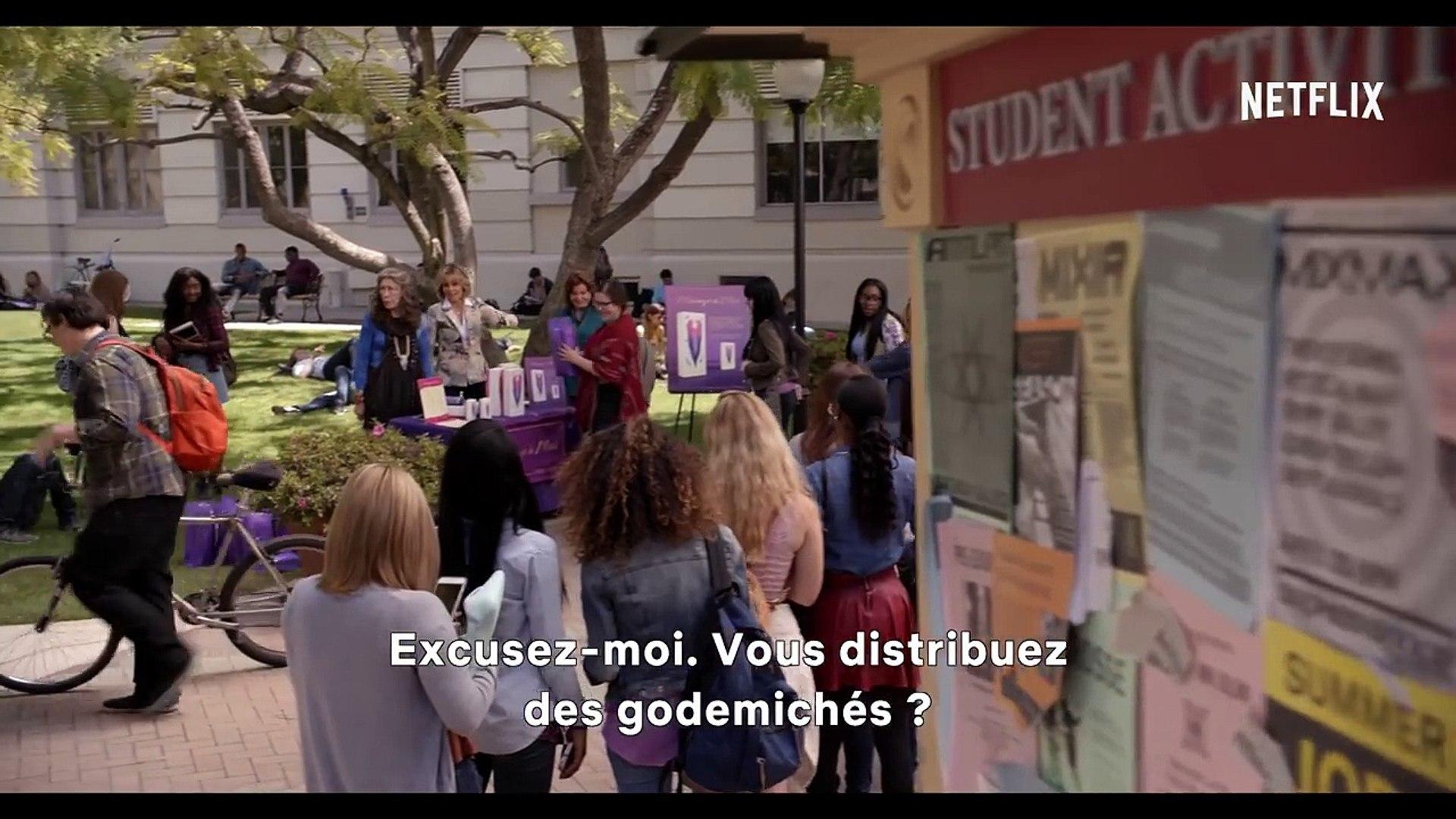 Grace et Frankie | Bande-annonce saison 4 | Netflix