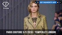 London Fashion Week  Fall/Winter 18-19 - Temperley London   FashionTV   FTVCHD-BANNER