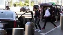 Le rappeur Tekashi69 se jette sur plusieurs gars venu l'embrouiller à l'aéroport de L.A... Chaud le gars