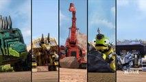 Dinotrux de DreamWorks - Bande-annonce officielle - Netflix [HD]