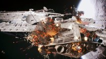 "Star Wars Battlefront II - Gameplay ""Assaut des Chasseurs"" | Disponible | PS4"