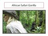 Africa Gorilla Safari and Adventures Tours in Africa