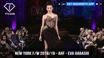 New York Fashion Week Fall/Winter 18 19 - Art Hearts Fashion - Eva Habashi | FashionTV | FTV