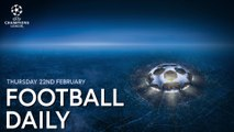 FD: UCL Recap; United lucky to draw at Sevilla