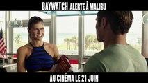 BAYWATCH – ALERTE À MALIBU - Extrait - Pas mes seins VF [actuellement au cinéma]