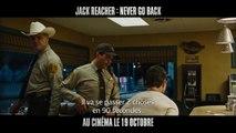 """JACK REACHER : NEVER GO BACK - Extrait """"Toujours un temps d'avance"""" (VOST)"""
