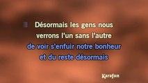 Karaoké Désormais - Charles Aznavour *
