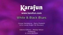 Karaoké White & Black Blues - Joëlle Ursull *