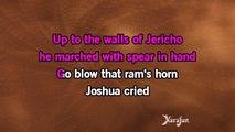 Karaoké Joshua Fit The Battle Of Jericho - Chimène Badi *