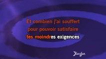 Karaoké Ma liberté (Live) - Georges Moustaki *