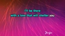 Karaoké I'll Be There (Reach Out I'll Be There) - Vigon Bamy Jay *