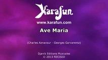 Karaoké Ave Maria (Live Olympia 1980) - Charles Aznavour *