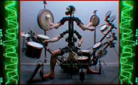 Monkey Drummer - Chris Cunningham + Aphex Twin