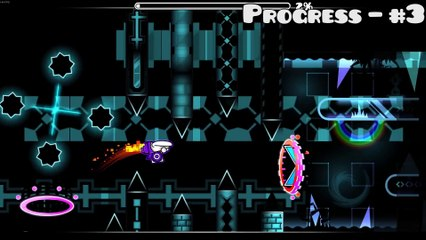 PROGRESS #3    Mystic  89% [EXTREME DEMON]