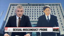 Former senior prosecutor Ahn Tae-geun, accused of sexual abuse, summoned by prosecutors Monday
