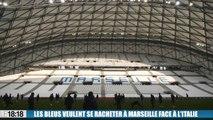 Le 18:18 - Rugby tournoi des 6 nations : France-Italie pour une première historique à l'Orange Vélodrome
