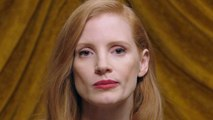 """Jessica Chastain Twitches Her Nose Like """"Bewitched"""""""