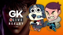 [GK Live replay] On tâte la démo de Hokuto Ga Gotoku